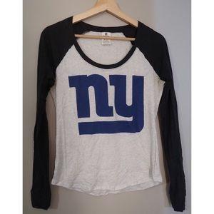 VS PINK NFL New York Giants Shirt